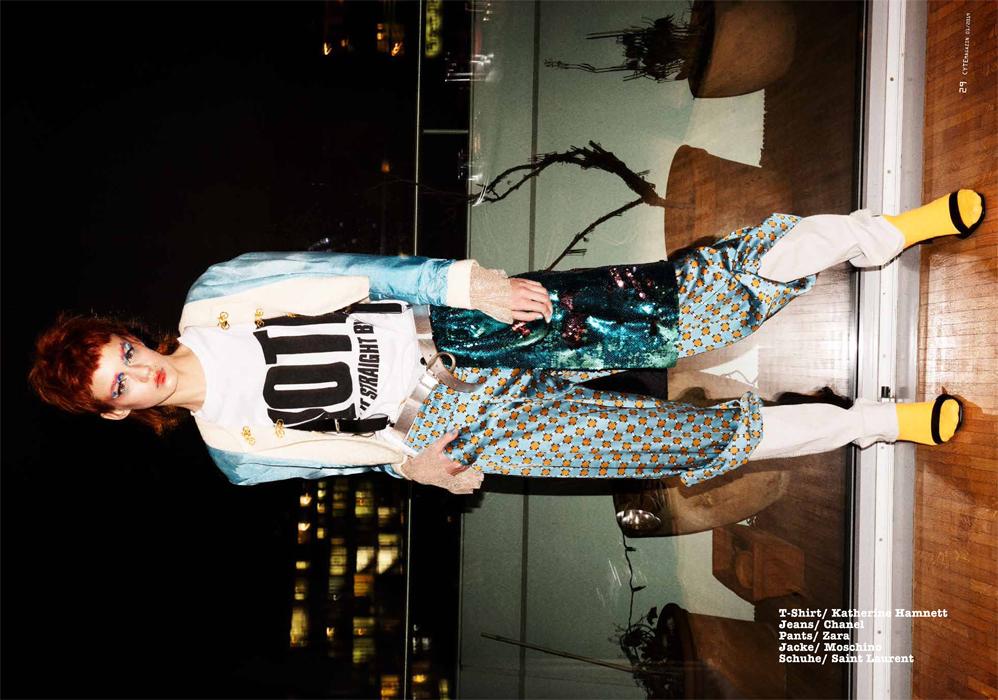 Fashion Fashion Overkill